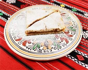 Placinta cu mere la Restaurant Vatra